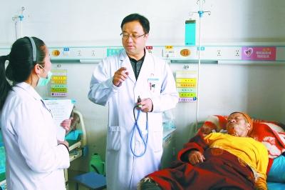 医护团队信息展板